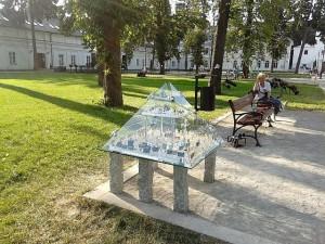 ZA POZA stałą siedziba Muzeum / w Parku Radziwiłłowskim - Biała Podlaska 13 i 14 czerwca 2015 r.
