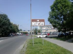 9001 DROGA Ulica Żwakowska Tychy 2014