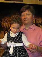 AGA1 / Agatka Siluk z mamą Agnieszką