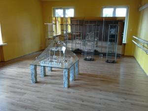 STOS / SZPIC / Cheops / Wernisaż wystawy agatów Jana Rzymełk