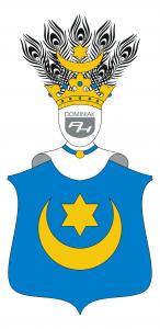 logo Leliwa polski herb szlachecki - autor Henryk Jan Dominiak 2019
