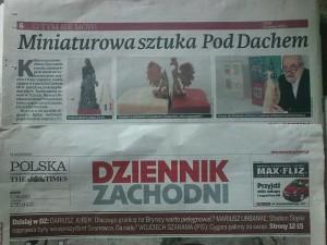 Media o Muzeum DZIENNIK ZACHODNI