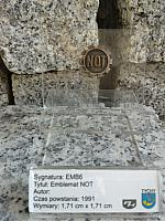 LOGO / NOT 1991 1,71 cm x 1,71 cm
