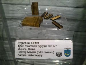 KAMYK / Sygnatura GEM9 MMSPHJD