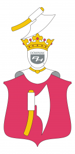 logo Topór, Starża polski herb szlachecki - autor Henryk Jan Dominiak 2019
