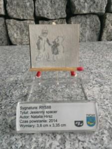 1 VI / RYSUNEK JESIENNY SPACER - 2014.