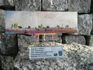A65 / MAL65 OBRAZ Muzeum Miniaturowej Sztuki Profesjonalnej Henryk Jan Dominiak DOMINIAK AH™