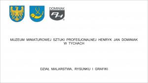Z Gustawem rysunek tusz akryl papier czas powstania 2013 B9 DZIAŁ MALARSTWA, RYSUNKU I GRAFIKI