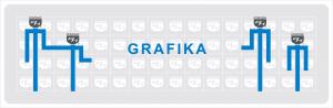 grafika warsztatowa artystyczna cyfrowa plakat ulotka folder album klaser znaczki