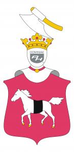 logo Starykoń polski herb szlachecki - autor Henryk Jan Dominiak 2019
