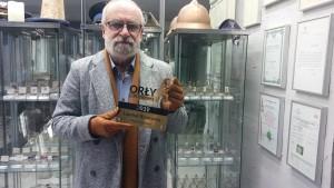 LAUREAT ORŁY ROZRYWKI Muzeum Miniaturowej Sztuki Profesjonalnej Henryk Jan Dominiak w Tychach (2a1)