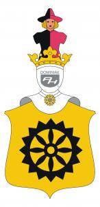 logo Wedel, Tuczyński herb szlachecki pochodzenia niemieckiego stosowany na pomorzu od 1303 r. - autor Henryk Jan Dominiak 2020