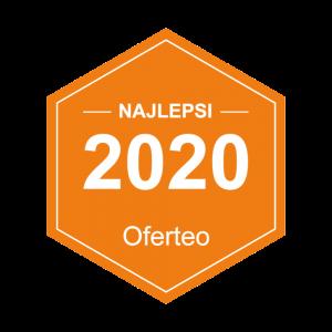 Najlepsi 2020 wśród Muzeów i Galerii w Tychach Oferteo badge-2020-1000x1000-raw