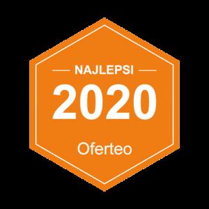 Najlepsi 2020 w gronie Muzeów oraz Galerii w Tychach Oferteo badge-2020-500x500-raw