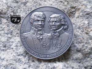 Kościuszko Tadeusz 200 LAT ORDERU KRZYŻA VIRTUTI MILITARI 1992 rewers