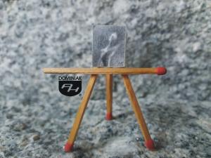 Czarny łabędź nr 1 1,20 cm x 1,50 cm autor Agata Ruman 2013