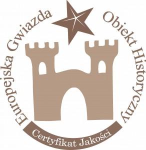 Muzeum Dominiak certyfikat jakości - europejska gwiazda obiekt historyczny