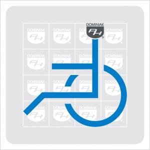 Kolekcja trudności niepełnosprawni w życiu codziennym dostosowanie udogodnienia dla osób autor Henryk Jan Dominiak