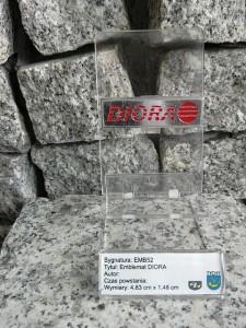 LOGO / DIORA 4_83 cm x 1,48 cm