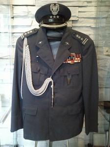 I1 / SYM1 / mundur – płk Michał Rynkiewicz – Muzeum DOMINIAK AH™