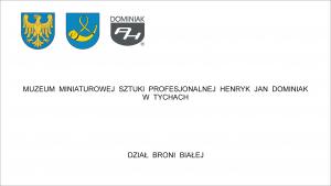 Kordzik wojsk lotnictwa polskiego nr 2628 z roku 1972 DZIAŁ BRONI BIAŁEJ