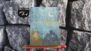 nony idea MAL37 – SAMOTNOŚĆ 2014 Justyna Weronika Bruj wymiar: 2,98 cm x 4,05 cm.