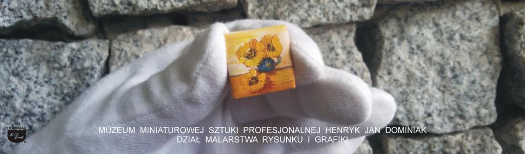 Malarstwo nowoczesne MAL66 – PODKARPACKIE SŁONECZNIKI 2017 Paweł Brodzisz