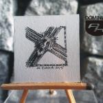 RYS116 – UKRZYŻOWANY 2015 Wojtek (Wojciech) Łuka - wymiar: 3,18 cm x 3,20 cm.
