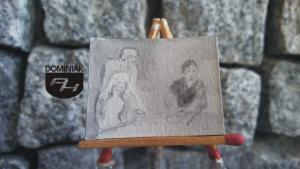 idea zagadnienie RYS87 – RODZINNE ŚNIADANIE 2014 Natalia Hirsz - wymiar: 3,73 cm x 2,85 cm.