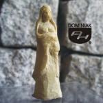 RZE42 – LA DAME BLANCHE 2013 Danuta SAGA Tomaszewska - wymiar: 4,51 cm wysokości