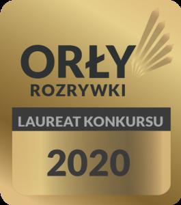 LOGO LAUREATA - ORŁY ROZRYWKI 2020 (1)