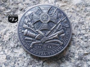 200 LAT ORDERU KRZYŻA VIRTUTI MILITARI 1992 awers