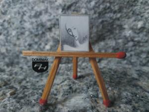 Czarny łabędź nr 2 1,20 cm x 1,50 cm autor Agata Ruman 2013