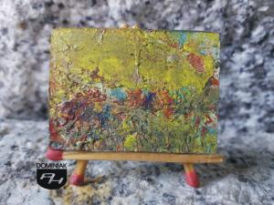 Jesienne kolory nr 2 obraz olejny 4,15 cm x 3,00 cm kreator Robert Marek Znajomski 2014